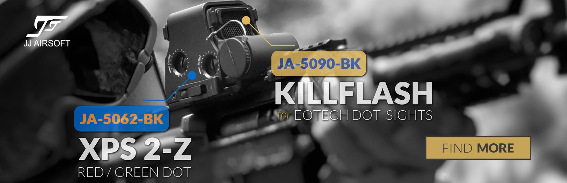 KILLFLASH FOR EOTECH RED DOT SIGHTS - 55X SERIES